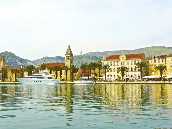 Old city of Trogir