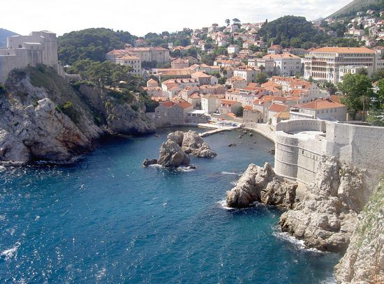 City of Dubrovnik, Croatia